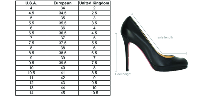Designer Shoes In Small Sizes